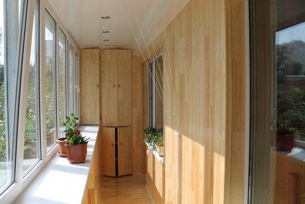 Идеи для внутренней отделки маленького балкона фото